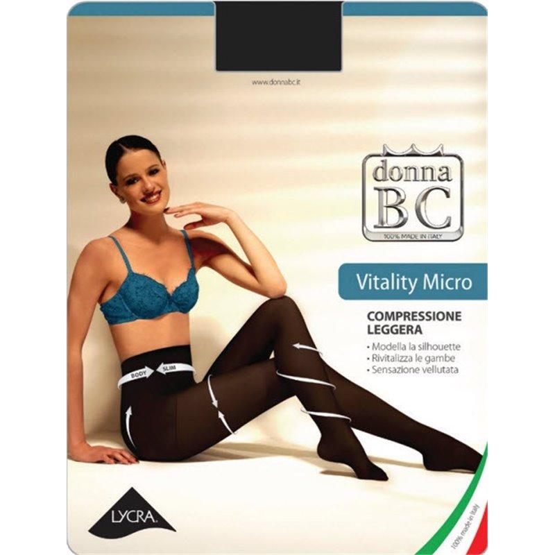 Rajstopy DonnaBC Vitality Micro